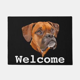 Boxer Dog Doormat
