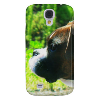 Boxer dog galaxy s4 case