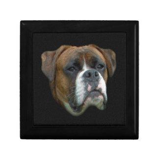 Boxer Dog Gift Box