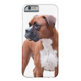 Boxer dog iPhone 6 case Barely There iPhone 6 Case