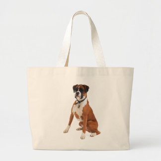 BOXER DOG Jumbo Tote Bag