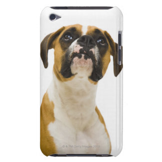 Boxer dog looking up barely there iPod cover