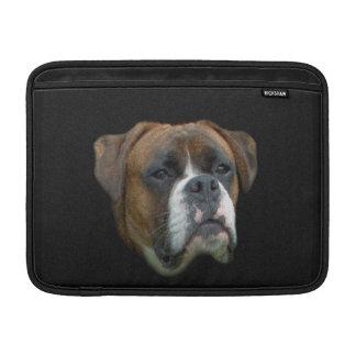 Boxer Dog MacBook Sleeve