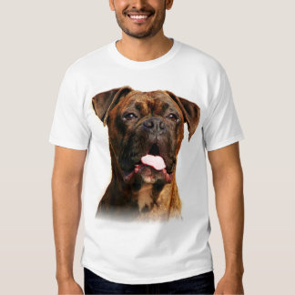 Boxer dog muscle shirt