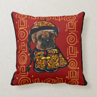 Boxer Dog of the Year Cushion