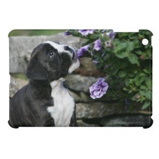 Boxer Dog Panting iPad Mini Cover