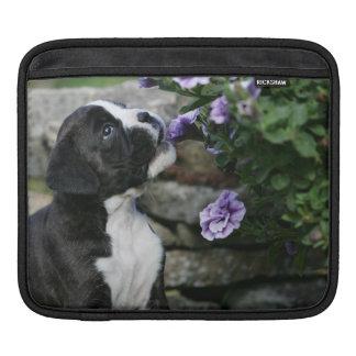 Boxer Dog Panting iPad Sleeve