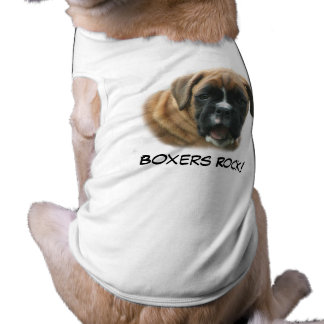 Boxer Dog Pet T-Shirt