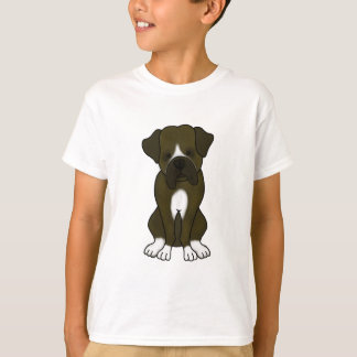 Boxer Dog Puppy T-Shirt