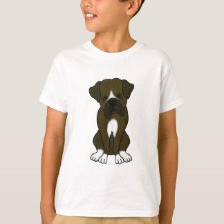 Boxer Dog Puppy Tshirt