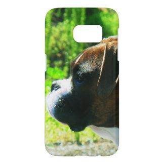 Boxer dog Samsung Galaxy S7 case