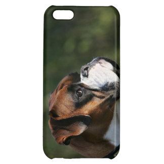 Boxer Dog Side Profile iPhone 5C Cover