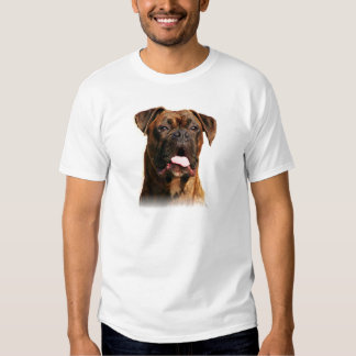 Boxer dog T-shirt