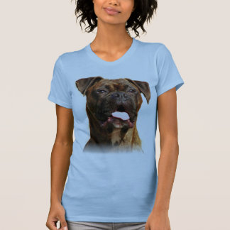 Boxer dog Tank top