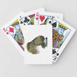 boxer dog, tony fernandes bicycle playing cards
