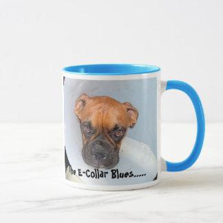 Boxer Drama Queen Mug