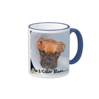 Boxer Drama Queen Ringer Mug