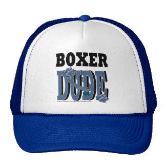 Boxer DUDE Trucker Hat