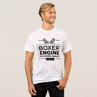 Boxer Engine T-Shirt