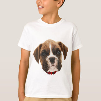 boxer face006 T-Shirt