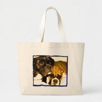 Boxer friends bag