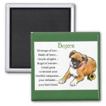 Boxer Gifts Magnets