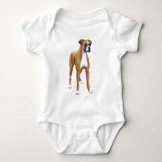 Boxer Infant Baby Bodysuit