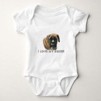 Boxer Infant Creeper