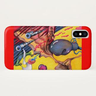 Boxer iPhone X Case