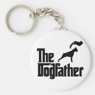 Boxer Key Ring