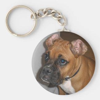 Boxer Keychain