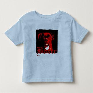 Boxer kids shirt
