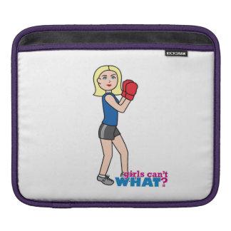 Boxer - Light/Blonde iPad Sleeves