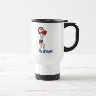 Boxer - Light/Brunette Coffee Mugs