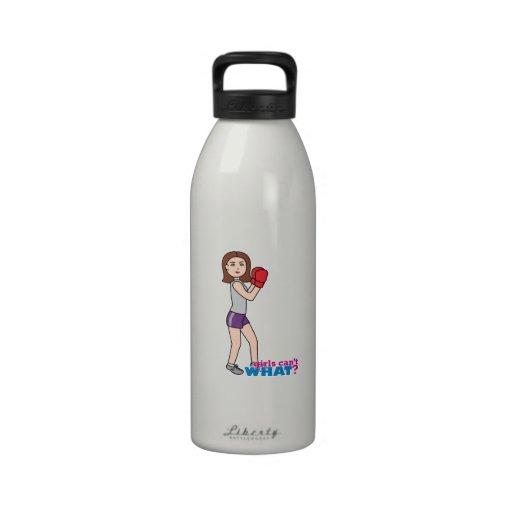 Boxer - Light/Brunette Water Bottles