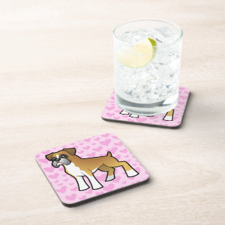 Boxer Love Coaster