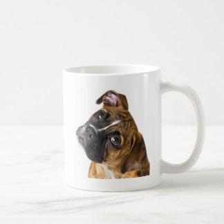 Boxer Love Basic White Mug