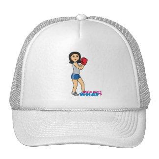 Boxer - Medium Mesh Hat