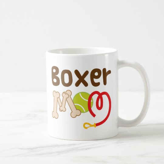 Boxer Mum (Dog Breed) Gift Coffee Mug