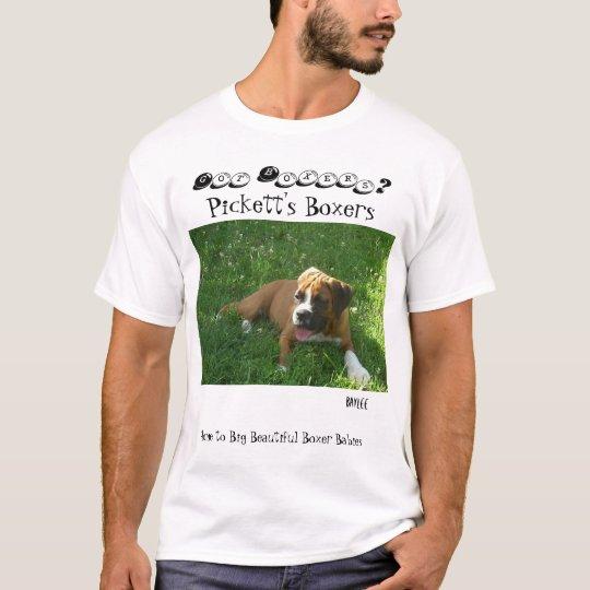 Boxer Paw's Baylee T-Shirt