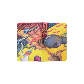 Boxer Pocket Moleskine Notebook