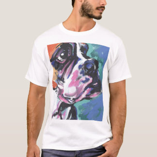 Boxer Pop Art T shirt