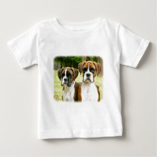 Boxer puppies 9Y049D-064 Baby T-Shirt