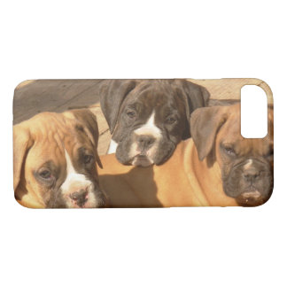 Boxer puppies iPhone 8 Barely There Case