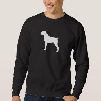 Boxer Silhouette Sweatshirt