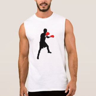 Boxer Silhouette T Shirts