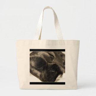 Boxer sleeping bag