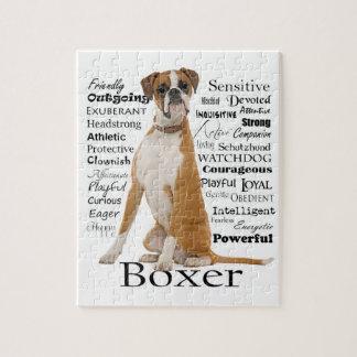 Boxer Traits Puzzle
