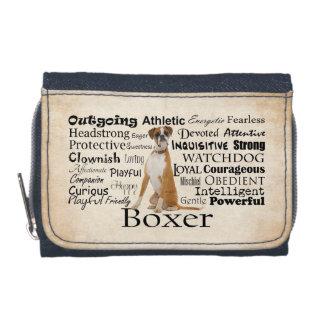 Boxer Traits Wallet