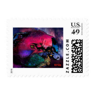 BOXER - US Postage stamps